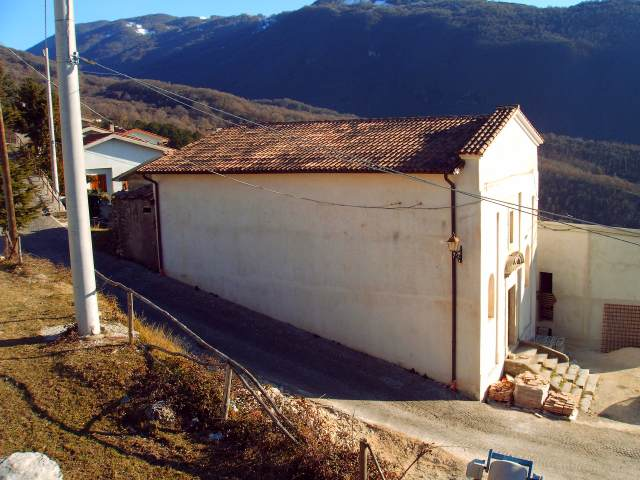 Sant Antonio tetto 2006
